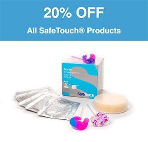 20% Off SafeTouch
